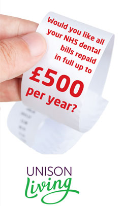 Apply Now & Get All Your NHS Dental Bills Repaid In Full Up To £500 Per Year
